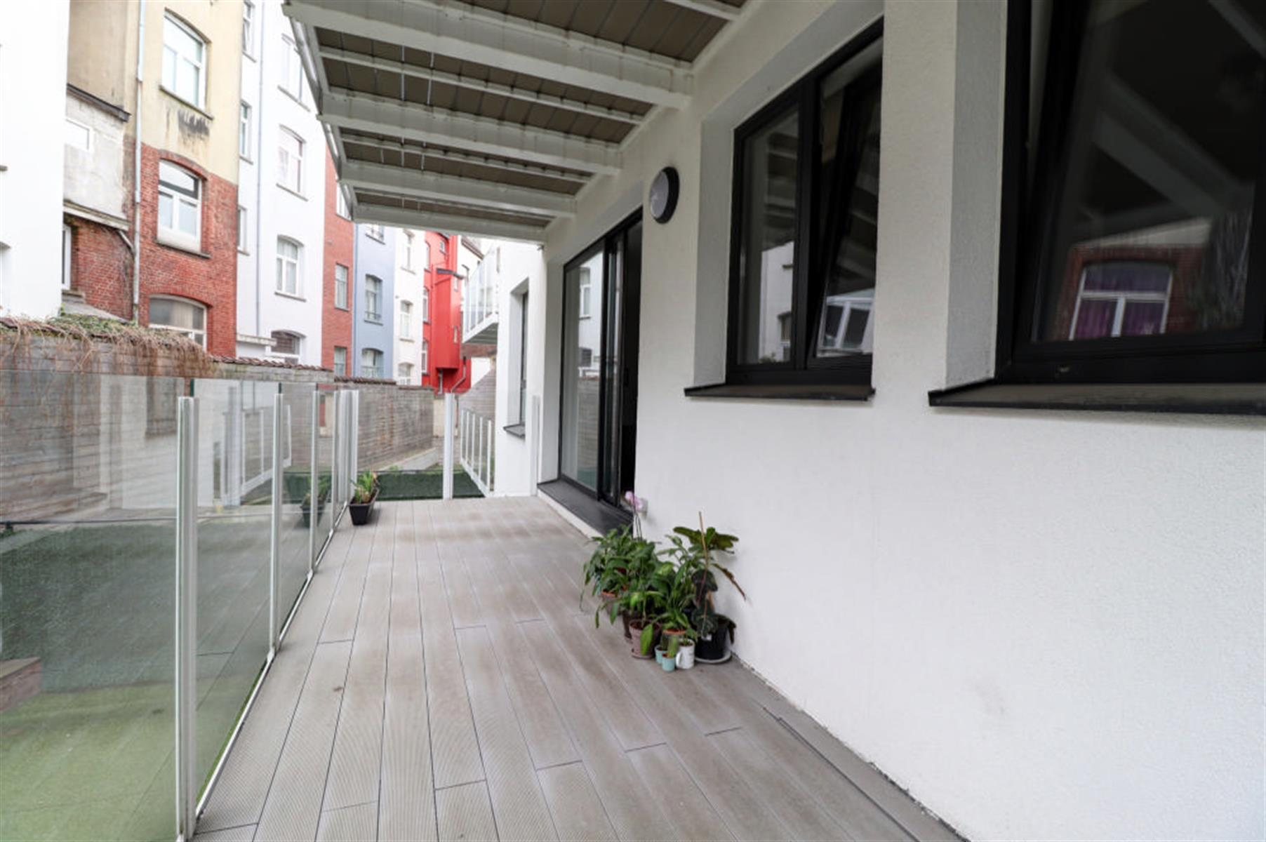 Flat - Etterbeek - #3905829-3