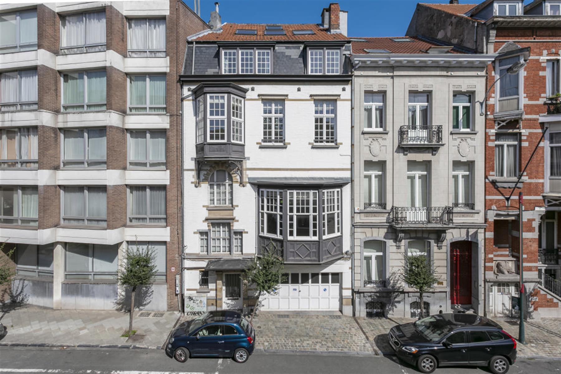 Flat - Ixelles - #3905902-0