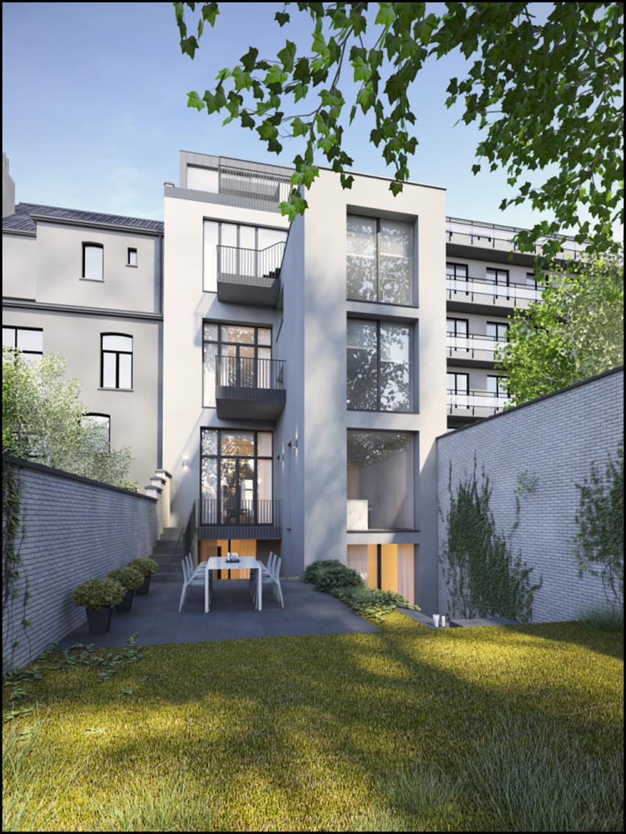 Flat - Ixelles - #3906004-2