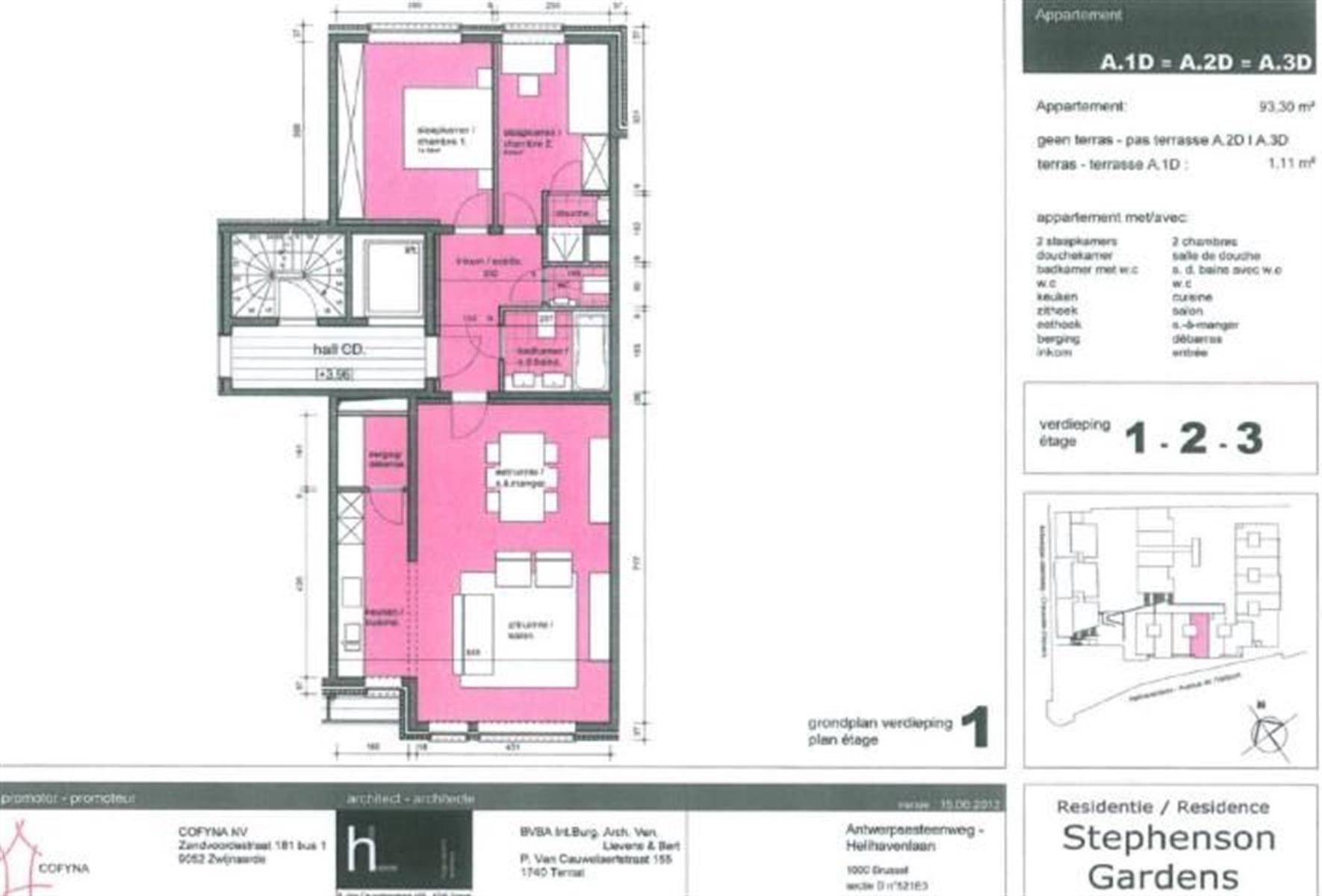Appartement - Bruxelles - #3999269-1