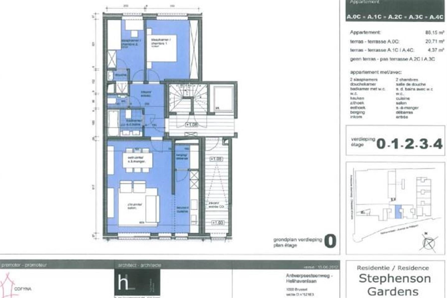 Appartement - Bruxelles - #3999282-1