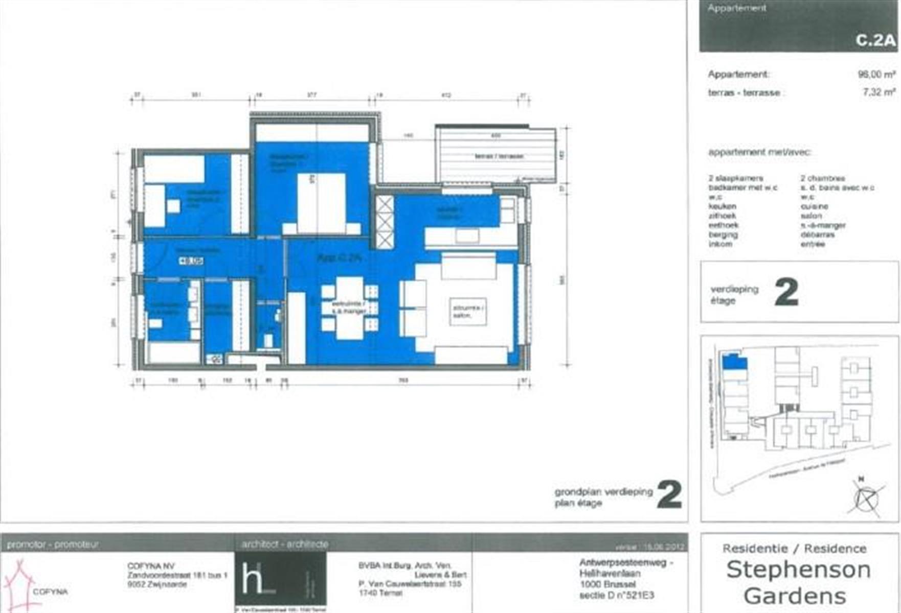 Appartement - Bruxelles - #3999312-2