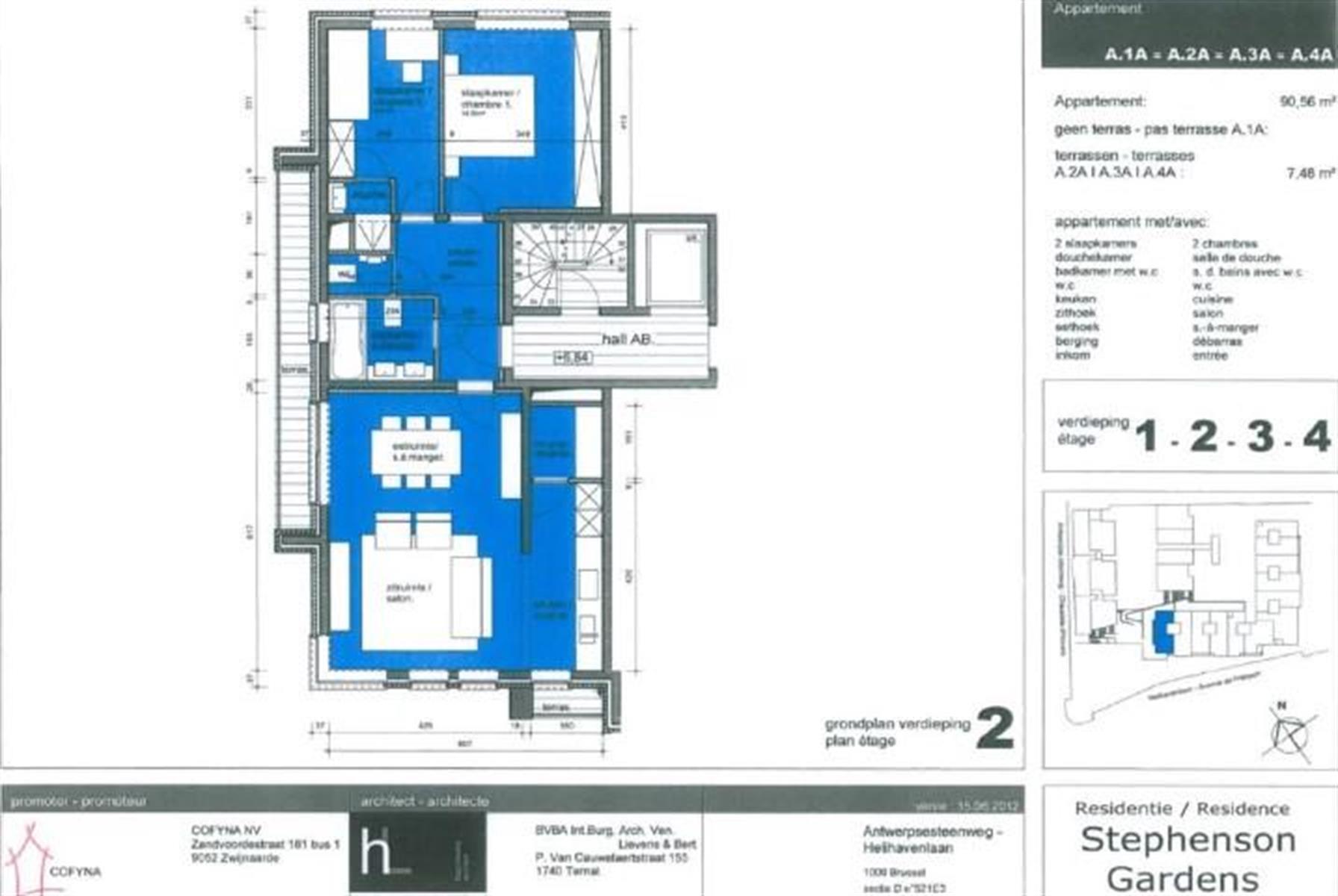 Appartement - Bruxelles - #3999399-0