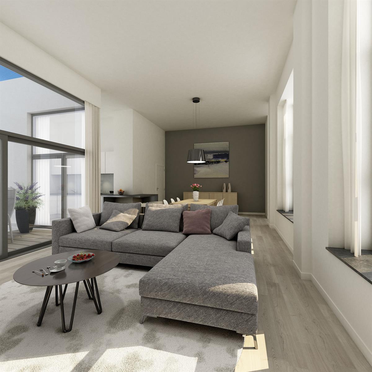 Appartement - Saint-Gilles - #3999464-9