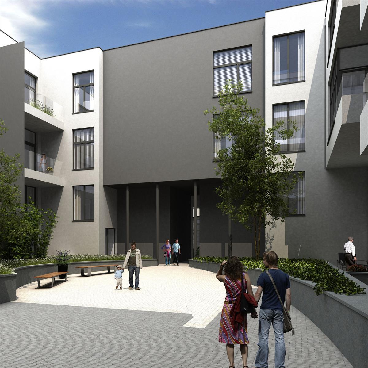 Penthouse - Saint-Gilles - #3999470-1