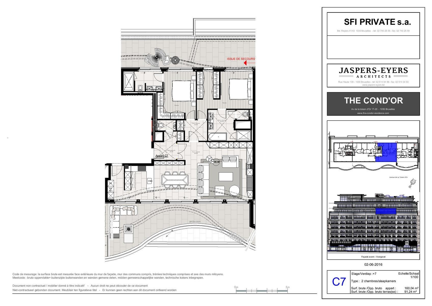 Appartement - Ixelles - #3999481-6