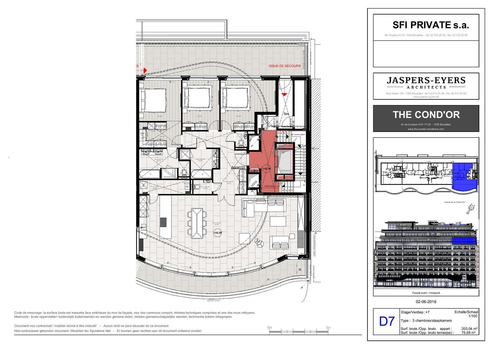 Appartement - Ixelles - #3999482-6