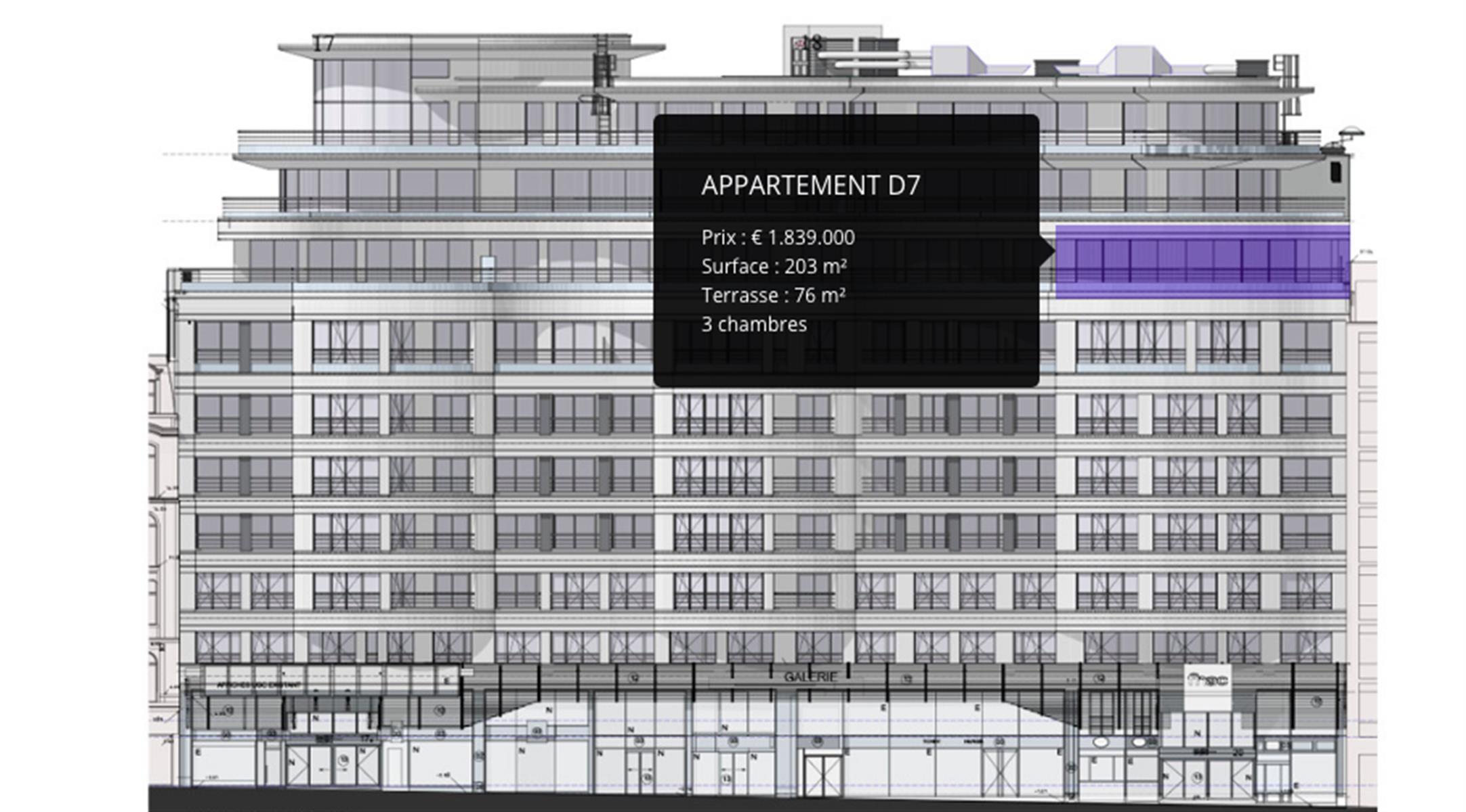 Appartement - Ixelles - #3999482-5