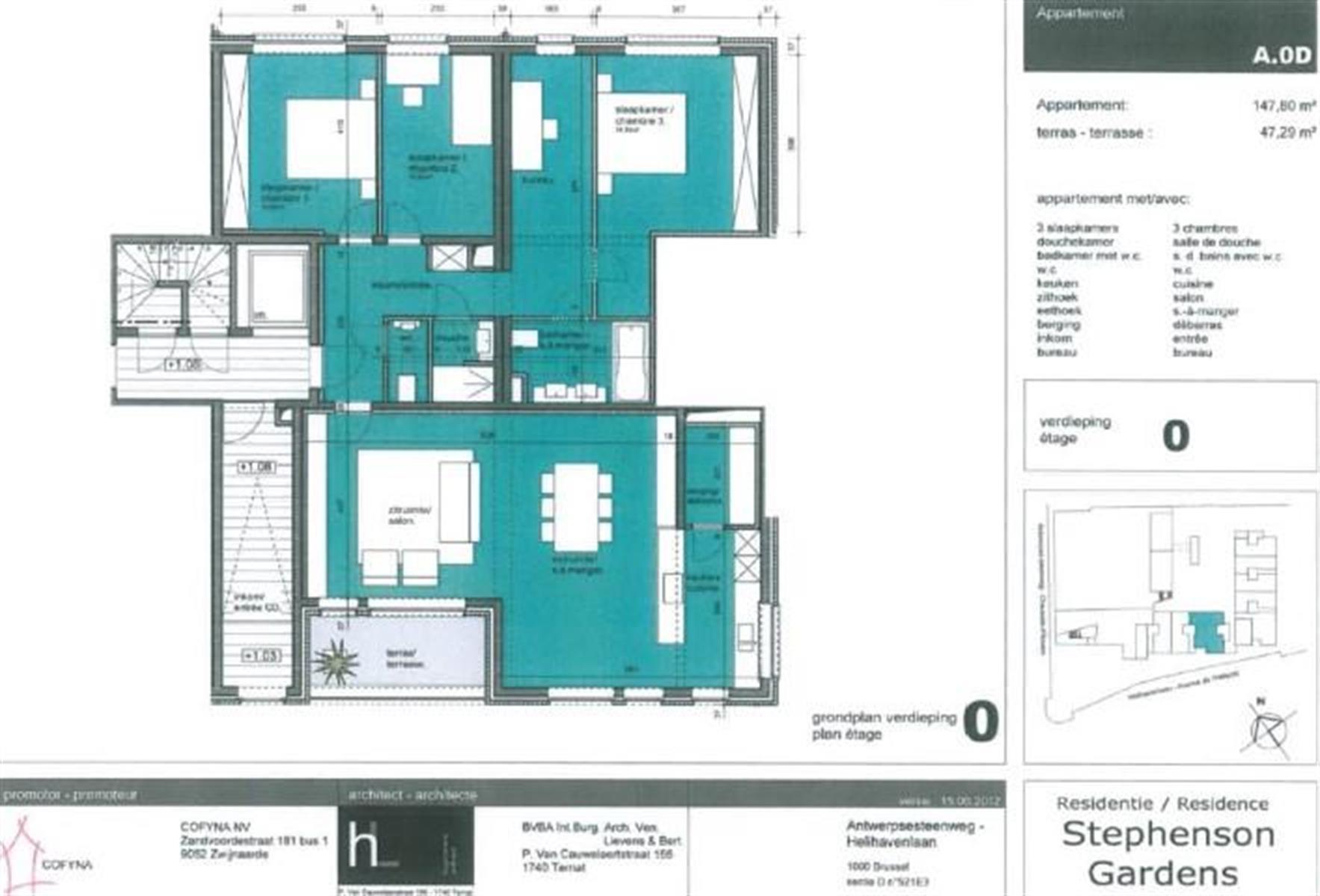 Appartement - Bruxelles - #3999577-2