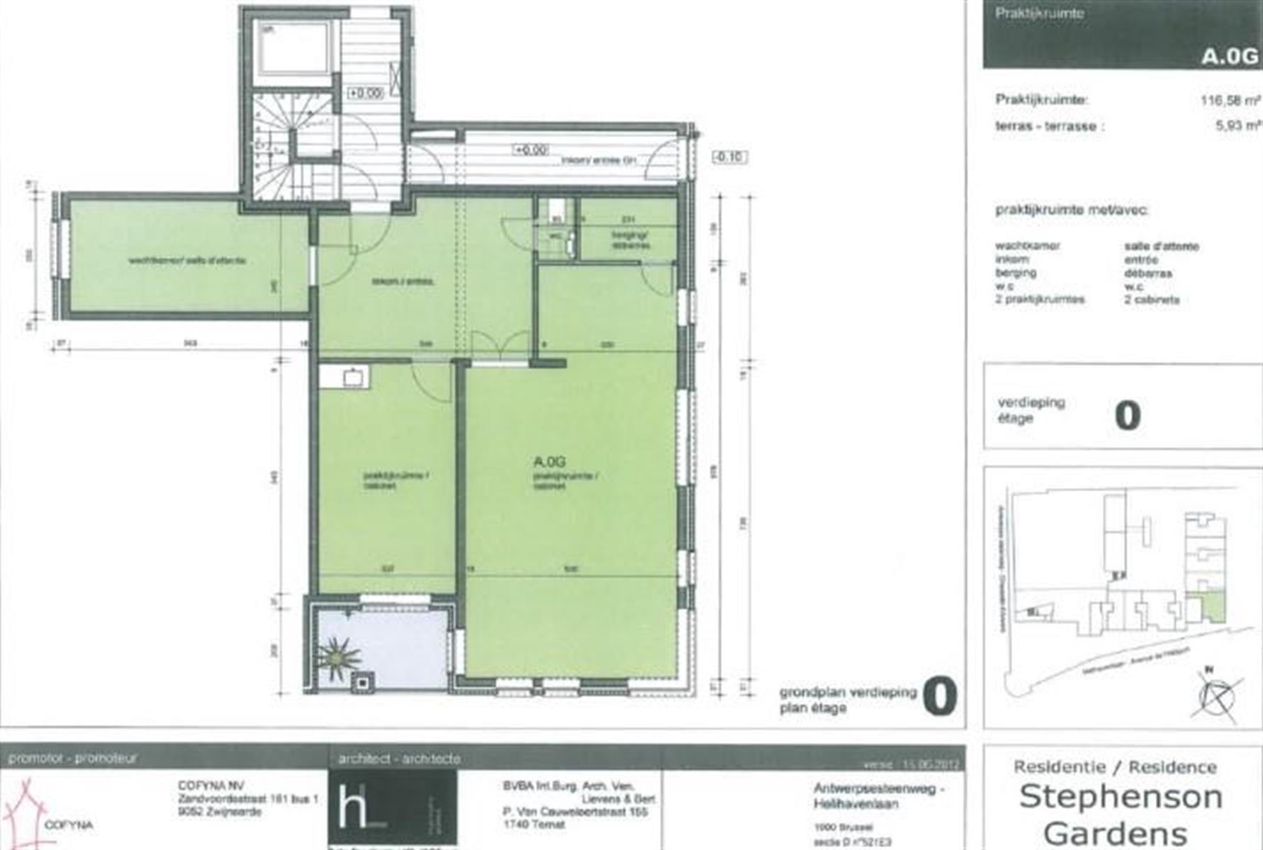 Immeuble à usage multiple - Bruxelles - #3999578-1