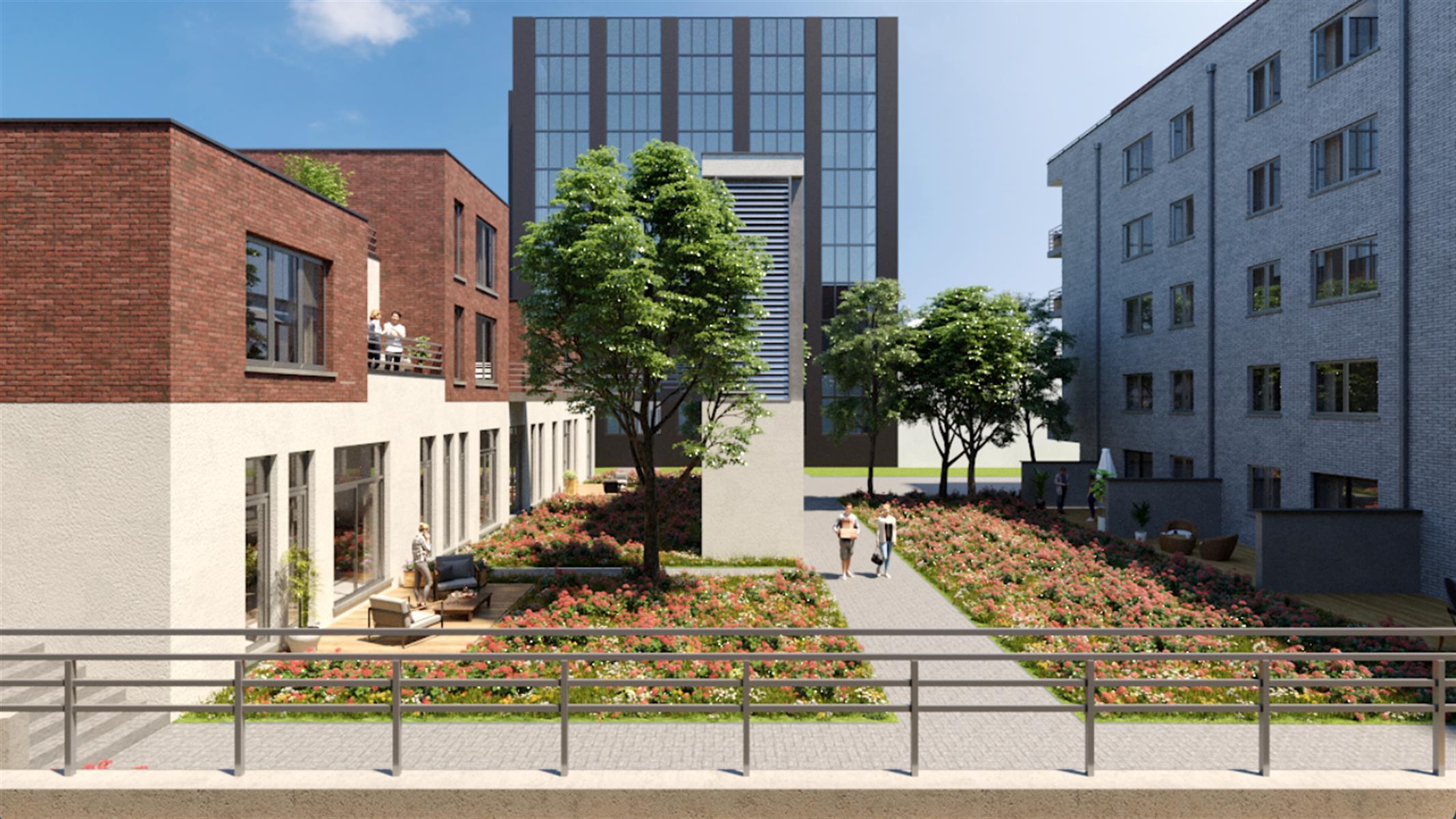 Immeuble à usage multiple - Bruxelles - #3999578-7