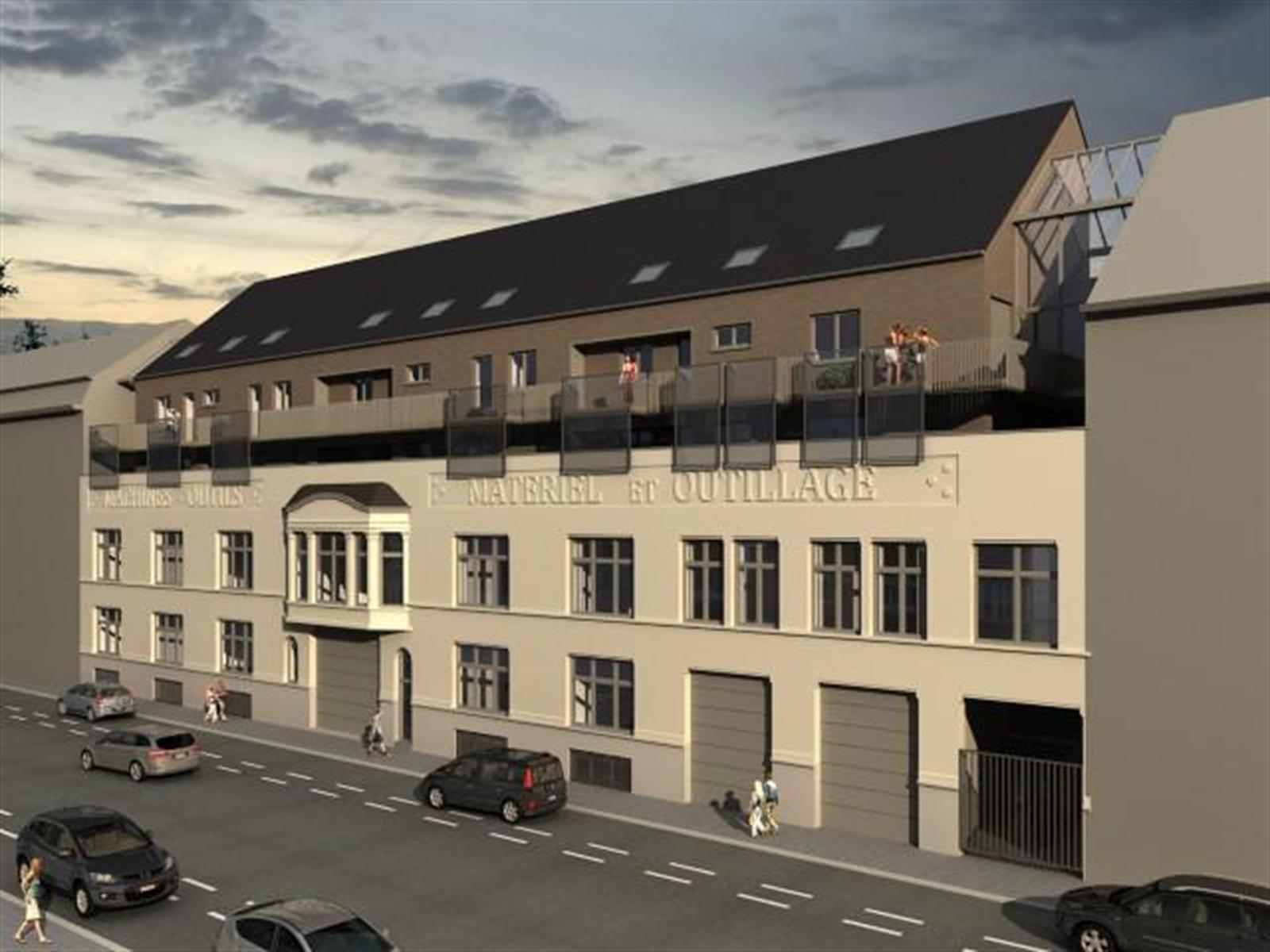 Appartement - Bruxelles - #3999583-1